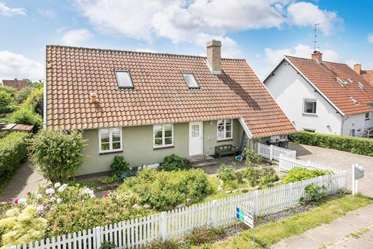 Villa på Midtkobbel i Sønderborg - Mastefoto