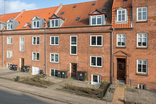 Andelsbolig på Kastanie Alle i Sønderborg - Ejendommen