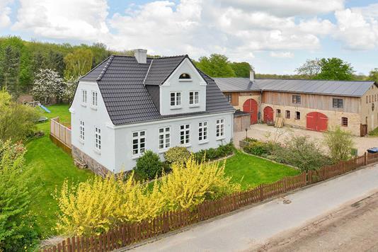Villa på Amtsvejen i Sønderborg - Mastefoto