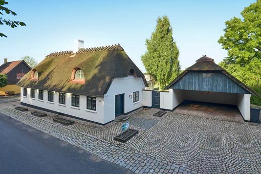 Villa på Sottrupskov i Sønderborg - Mastefoto