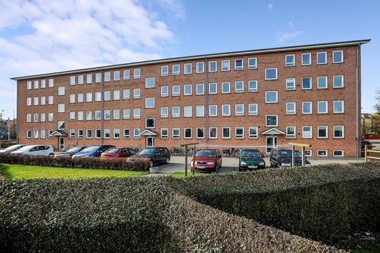 Ejerlejlighed på Ringgade i Sønderborg - Ejendommen