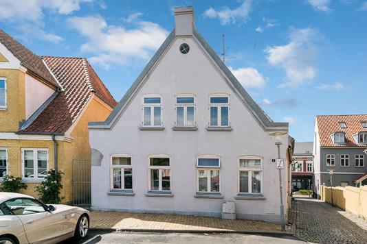Ejerlejlighed på Humletorv i Sønderborg - Ejendommen