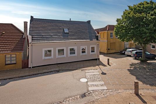 Villa på Storegade i Broager - Mastefoto
