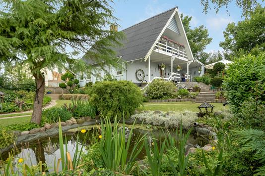 Villa på Lambjerg Mølle i Sydals - Ejendommen