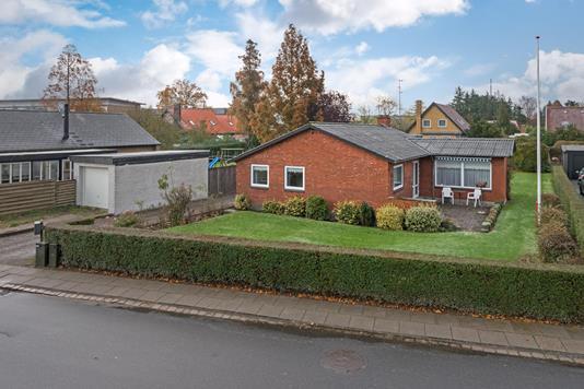 Villa på Ryttervænget i Sønderborg - Ejendommen