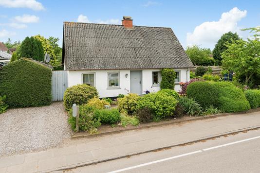 Villa på Skoletoften i Sønderborg - Ejendommen