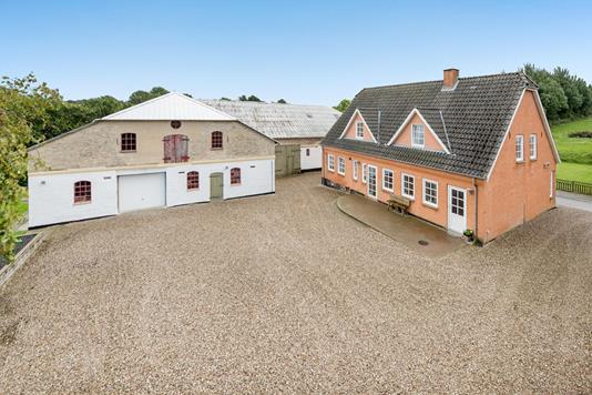 Villa på Gyvelvej i Nordborg - Ejendommen