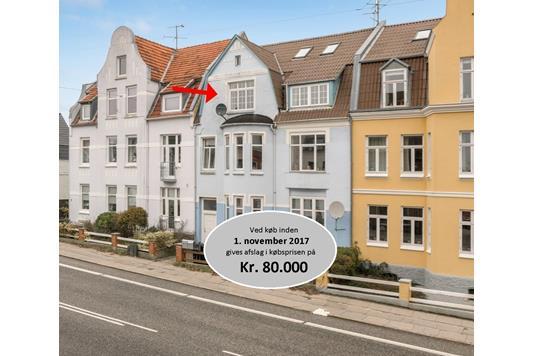 Ejerlejlighed på Hilmar Finsens Gade i Sønderborg - Andet