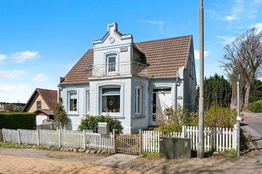 Villa på Kirke Alle i Sønderborg - Ejendommen