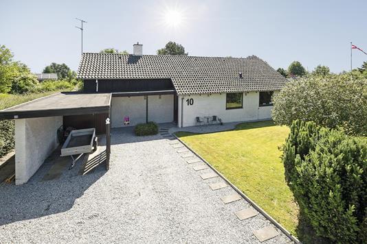 Villa på Vårhøj i Gråsten - Ejendommen