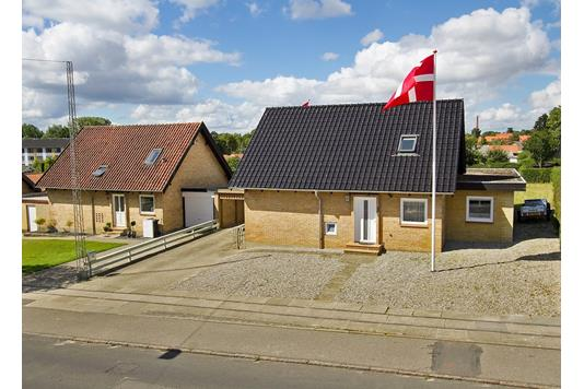 Villa på Grundtvigs Alle i Sønderborg - Andet