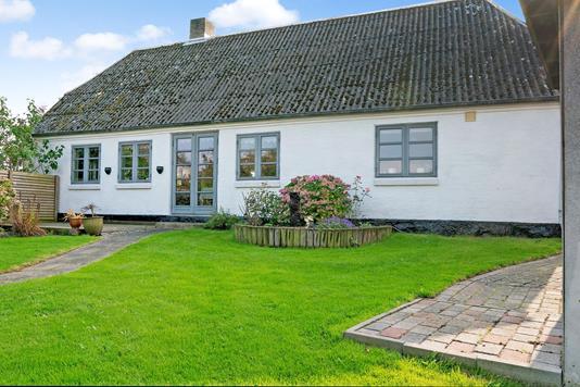 Villa på Palmose i Sønderborg - Ejendommen