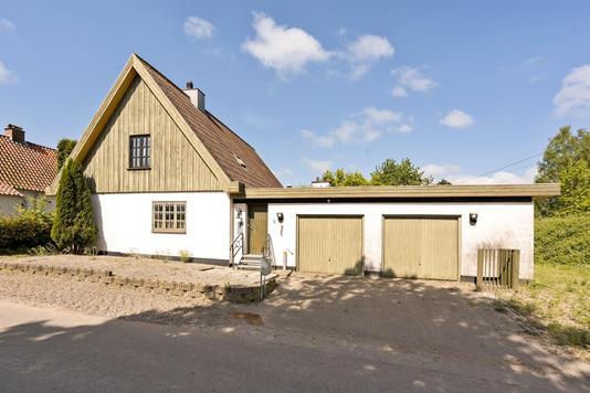 Villa på Tunnelvej i Sønderborg - Ejendommen