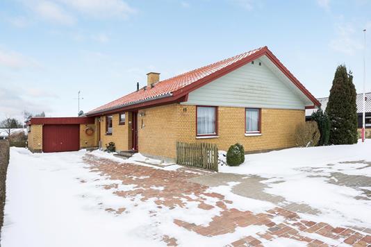 Villa på Galgebakken i Sønderborg - Ejendommen