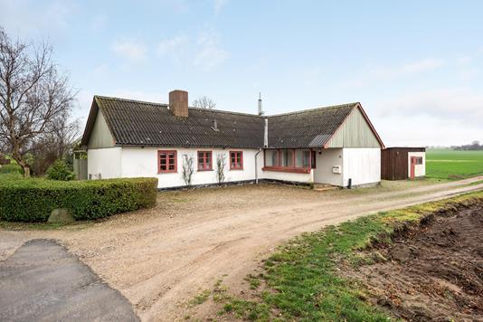 Villa på Lillekobbel i Sydals - Ejendommen
