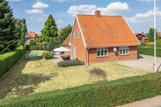 Villa på Toften i Broager - Ejendommen