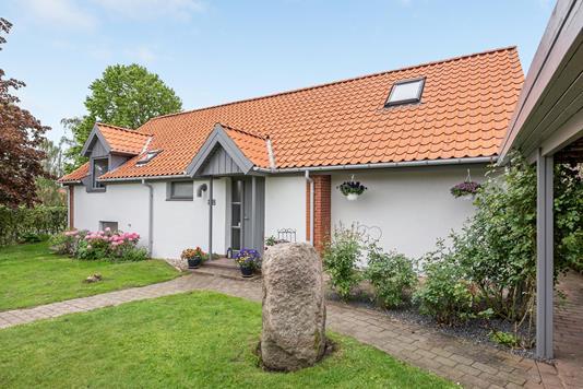 Villa på Ørstedsgade i Sønderborg - Ejendommen