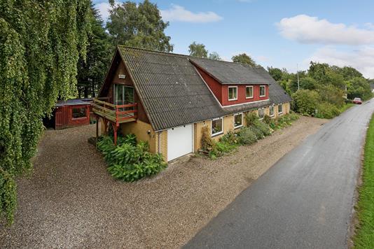 Villa på Skeldekobbel i Broager - Ejendommen