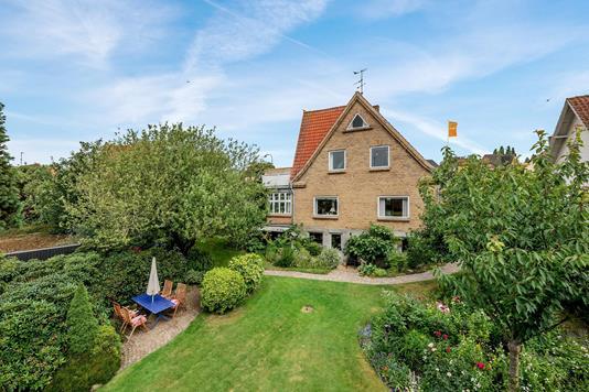 Villa på Dybbølgade i Sønderborg - Ejendommen