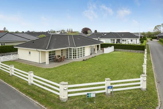 Villa på Agerløkke i Sønderborg - Ejendommen
