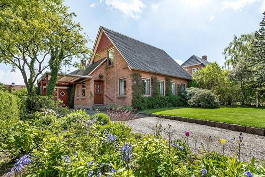 Villa på Hørtoftvej i Sønderborg - Ejendommen
