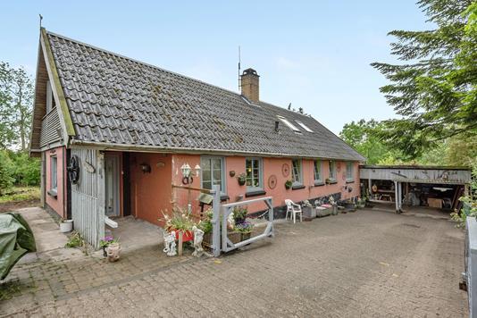 Villa på Rymosevej i Sydals - Ejendommen