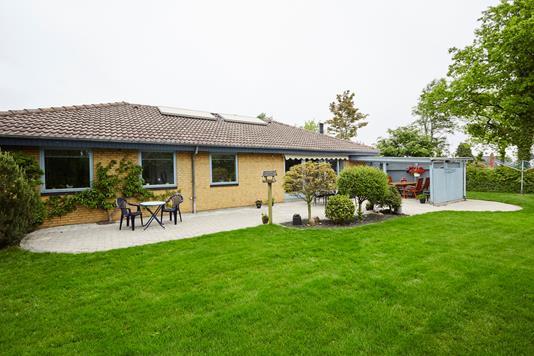 Villa på Søtoften i Haderslev - Ejendommen
