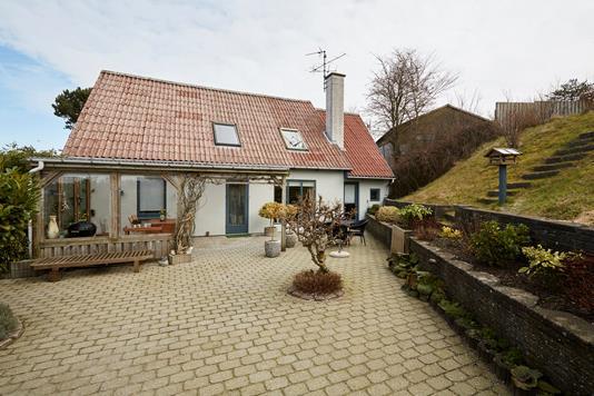 Villa på Fjordagervej i Haderslev - Ejendommen
