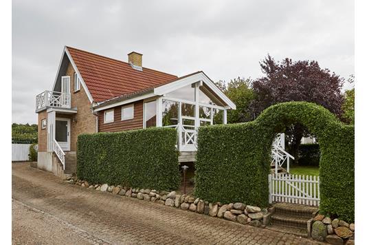 Villa på Humlegårdsbæk i Haderslev - Ejendommen