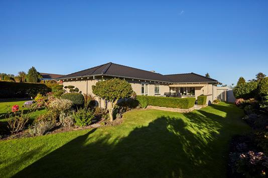 Villa på Carsten Hauchs Vej i Haderslev - Ejendommen