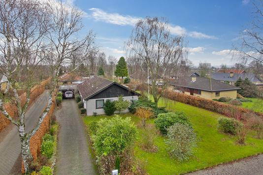 Villa på Godthåbsvej i Haderslev - Ejendommen