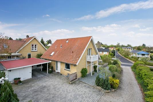Villa på Eskærhøjvej i Haderslev - Ejendommen