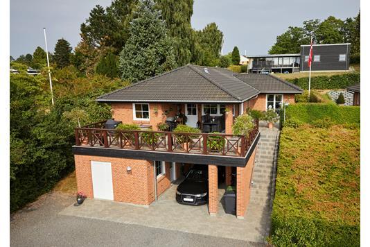 Villa på Parkvej i Haderslev - Ejendommen
