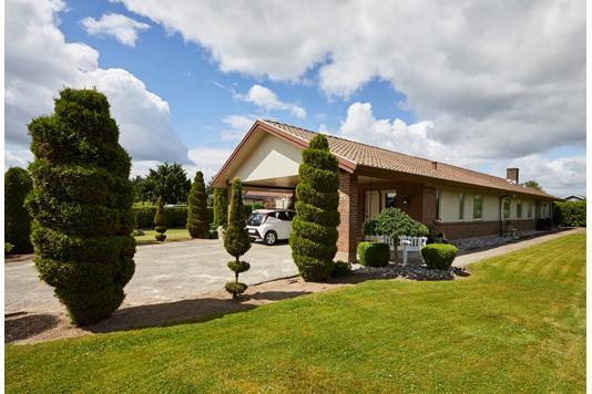 Villa på Rosenbakken i Haderslev - Ejendommen