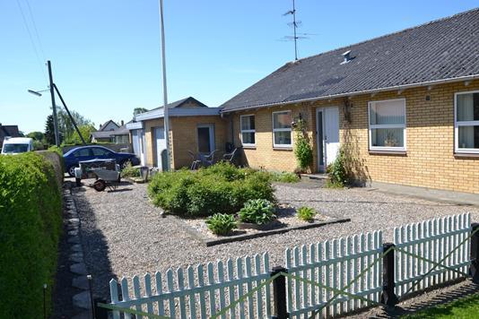 Villa på Carstensvej i Christiansfeld - Ejendommen