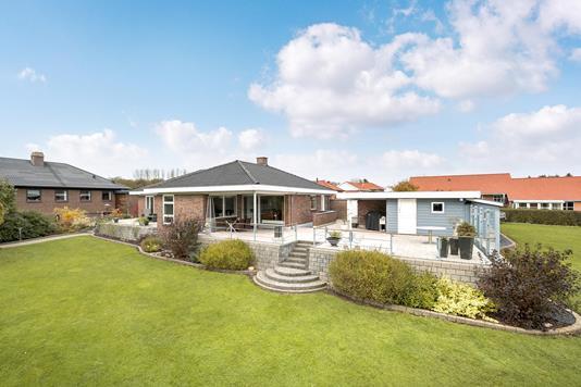 Villa på Grundtvigsvej i Haderslev - Ejendommen