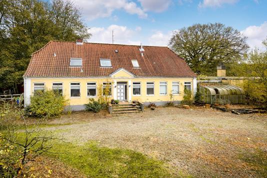 Villa på Fjelstrupvej i Haderslev - Ejendommen