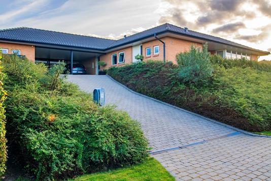 Villa på Bragesvej i Haderslev - Ejendommen