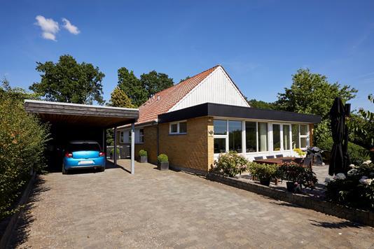 Villa på Sandefjordvej i Haderslev - Have