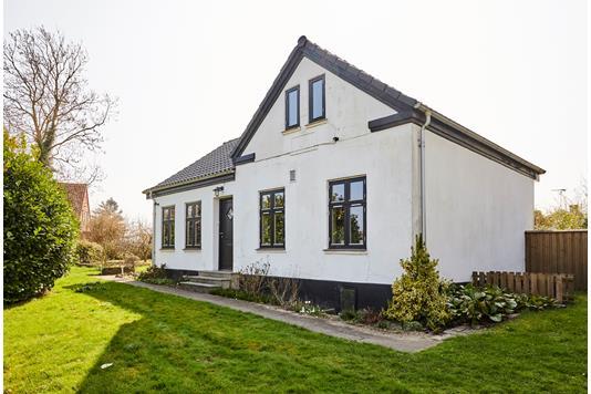 Villa på Enghavevej i Haderslev - Ejendommen