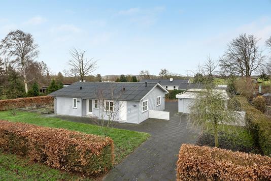 Villa på Havgyden i Haderslev - Ejendommen