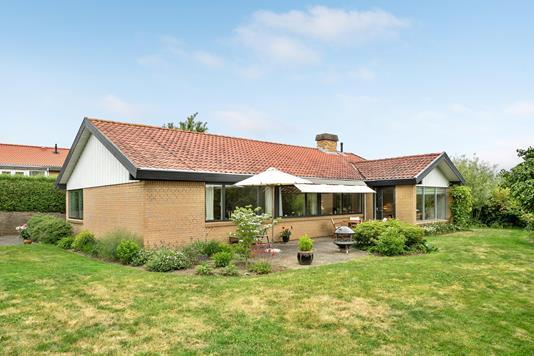Villa på Tjørnebakken i Haderslev - Ejendommen