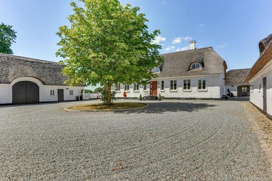 Villa på Gammelbyvej i Haderslev - Ejendommen