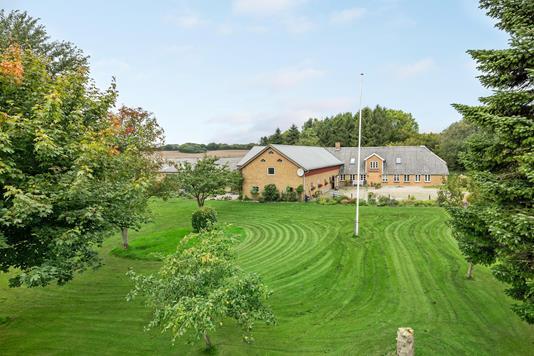 Villa på Forretgårdvej i Haderslev - Ejendommen