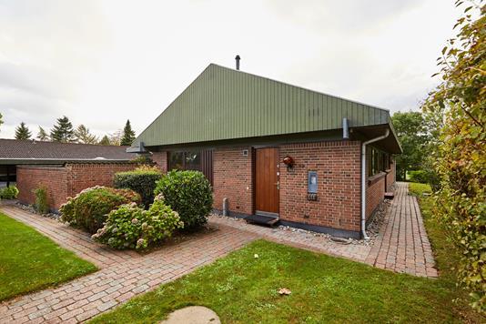 Villa på Thurøvej i Haderslev - Ejendommen