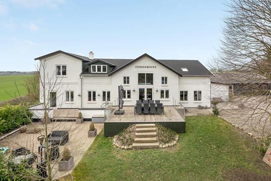 Villa på Møllesvinget i Haderslev - Ejendommen
