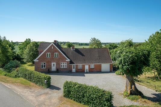 Villa på Over Kestrup i Haderslev - Ejendommen