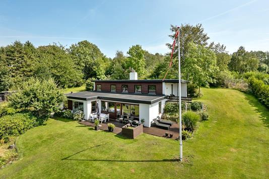 Villa på Egedal i Haderslev - Ejendommen