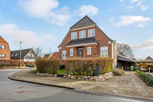 Villa på Langstrengvej i Haderslev - Ejendommen