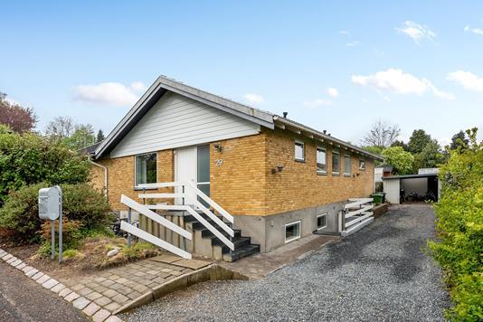 Villa på Kløvervænget i Haderslev - Ejendommen